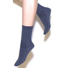Sven Grey Anti-slip socks
